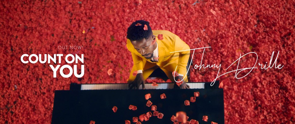 VIDEO: Johnny Drille - Count on You (Starring Teddy A and BamBam)