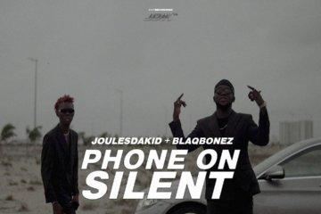 VIDEO: JoulesDaKid Ft. Blaqbonez - Phone on Silent