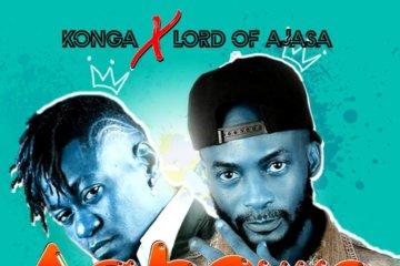 Konga & Lord Of Ajasa - Agbawo