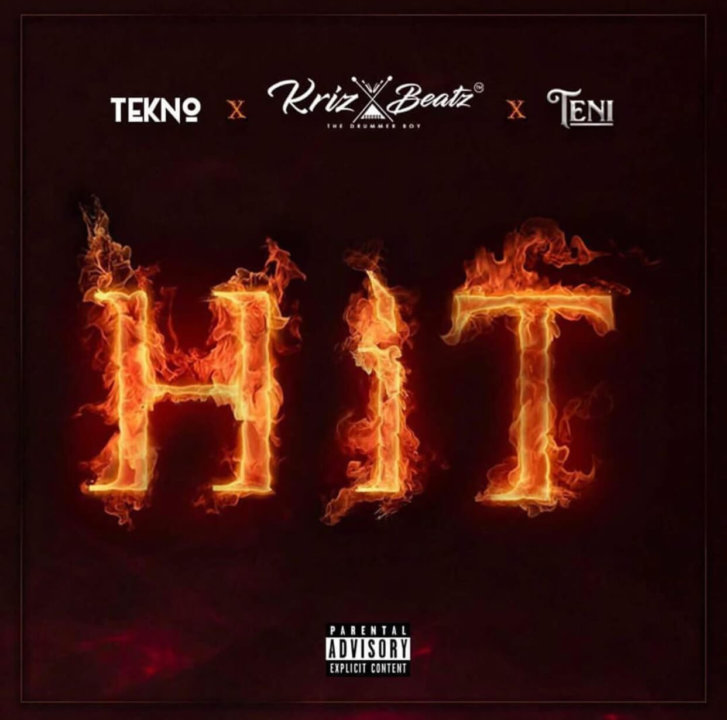Krizbeatz - Hit ft. Tekno & Teni