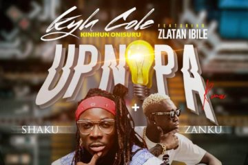 Kyla Cole ft. Zlatan – Up Nepa (Remix)