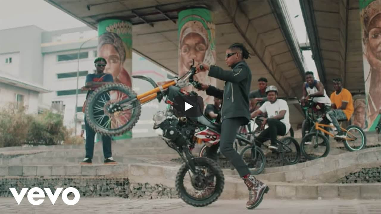 VIDEO: Lil Kesh - Nkan Be ft. Mayorkun