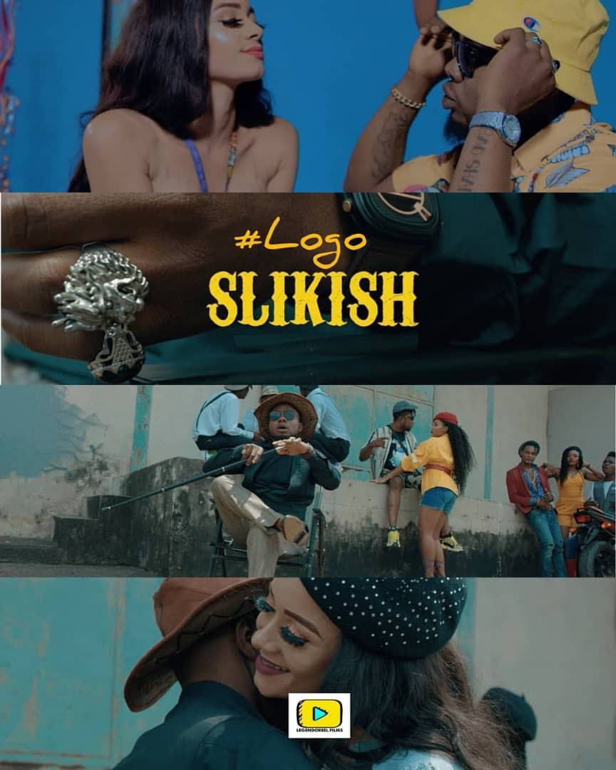 VIDEO: Slikish – Logo