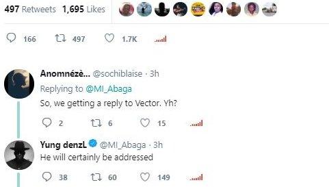 MI Abaga Vector