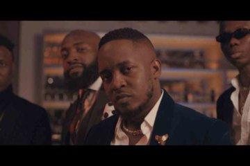 VIDEO: M.I Abaga, Blaqbonez, A-Q & Loose Kaynon - Martell Cypher 2