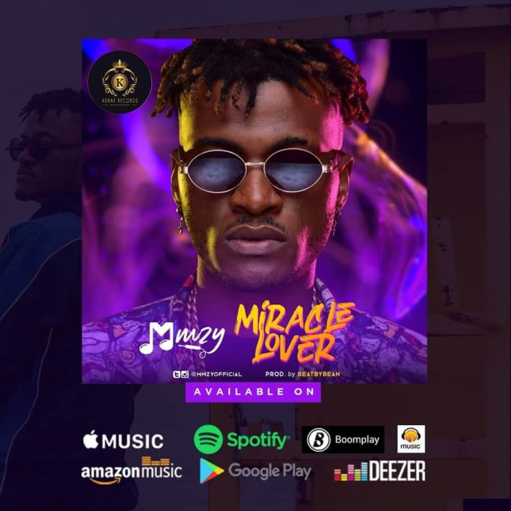 VIDEO: Mmzy - Miracle Lover