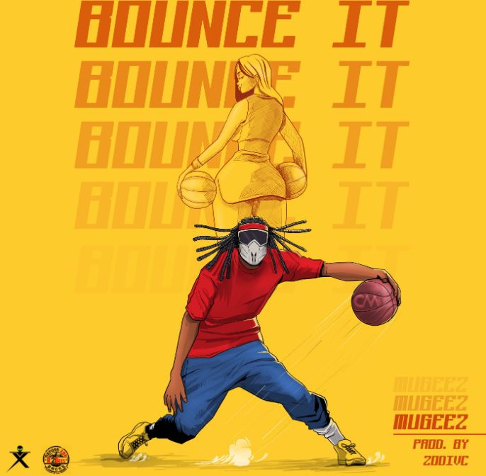 Mugeez (R2Bees) - Bounce It