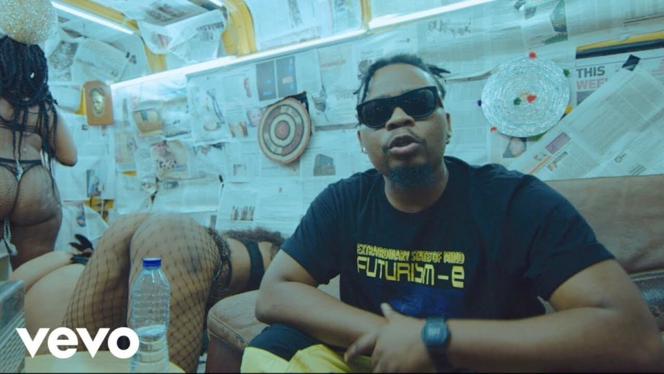 VIDEO: Olamide - Pawon