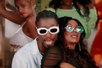 VIDEO: Orezi & Sheebah - Sweet Sensation