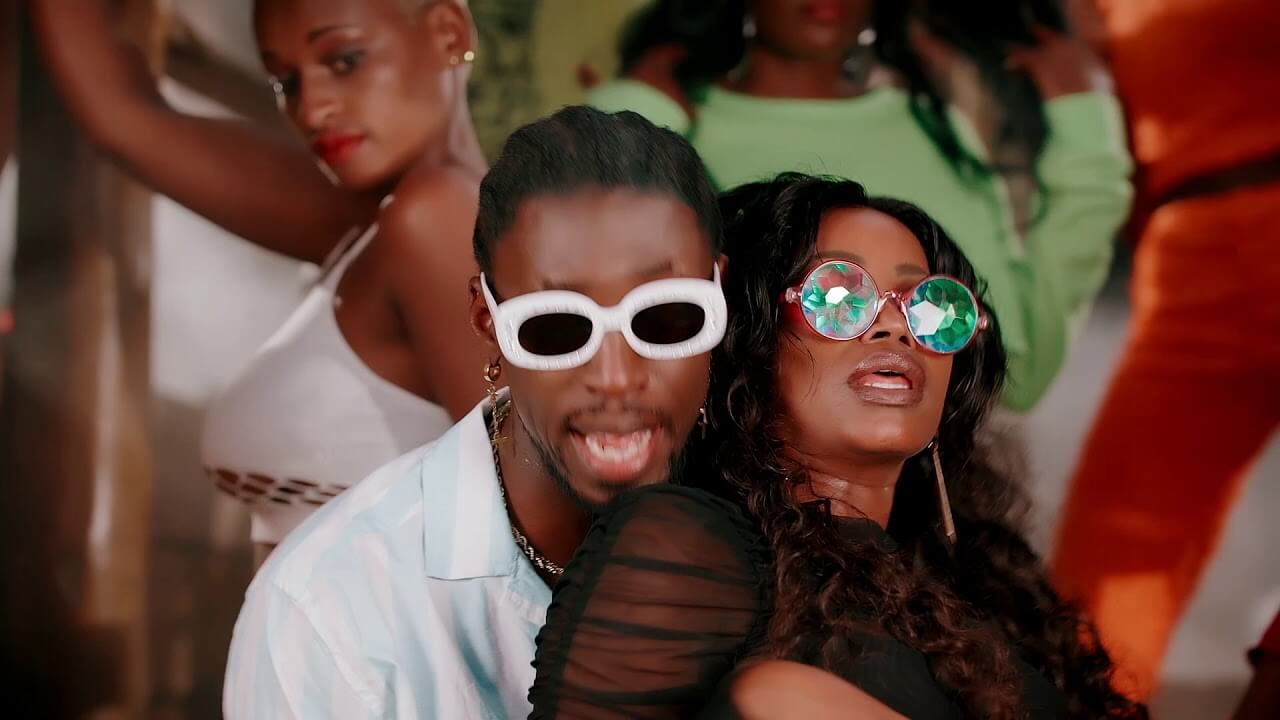VIDEO: Orezi & Sheebah - Sweet Sensation