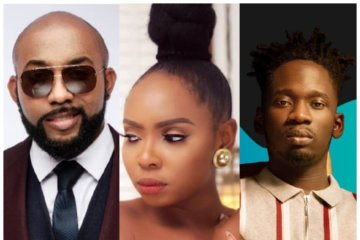 Nigerian Artistes Raise Their Voices Against Xenophobic Attacks In South Africa