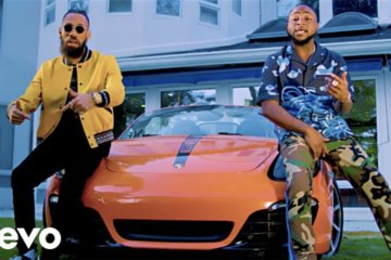 VIDEO: Phyno - Ride For You ft. Davido