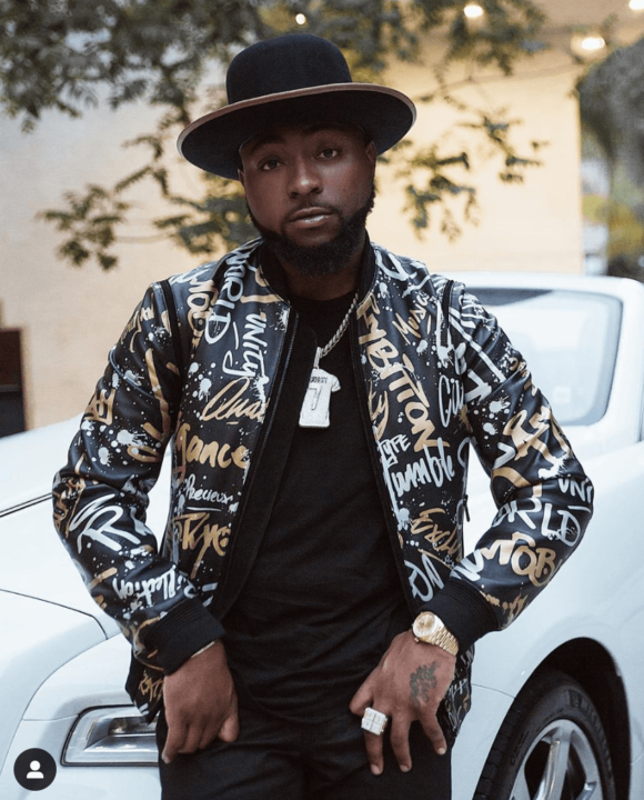 Davido to appear in Coming to America Pt 2