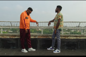 "VIDEO: ""Why I Did A Song With Chinko Ekun"" - Johnny Drille"