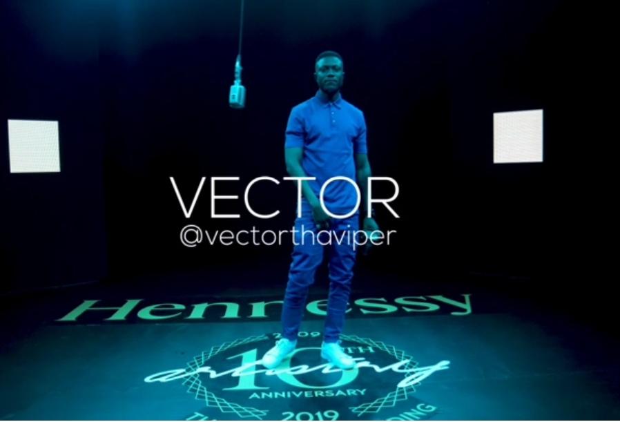 Vector, Hennessy Artistry