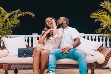 """She Said Yes!"" - Davido Officially Proposes To Chioma ??"