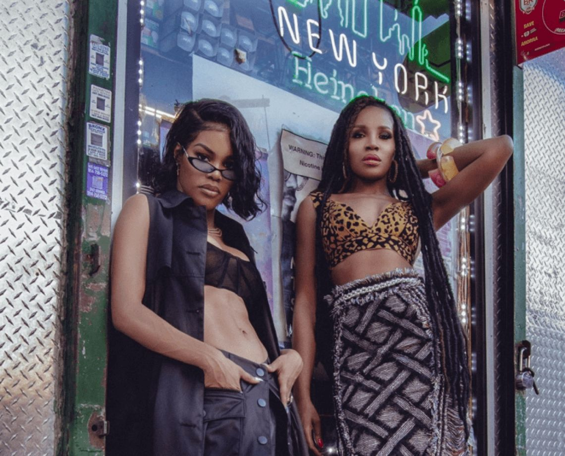 VIDEO: Seyi Shay - Gimme Love (Remix) ft. Teyana Taylor