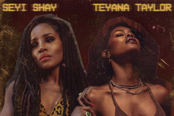 "Seyi Shay To Release New Single & Video ""Gimme Love"" ft. Teyana Taylor"