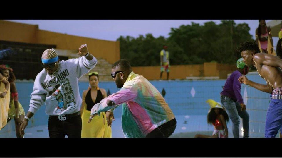 VIDEO: Skales - Oyoyo ft. Harmonize