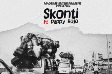 Skonti ft. Pappy Kojo – Me Ti Bomu