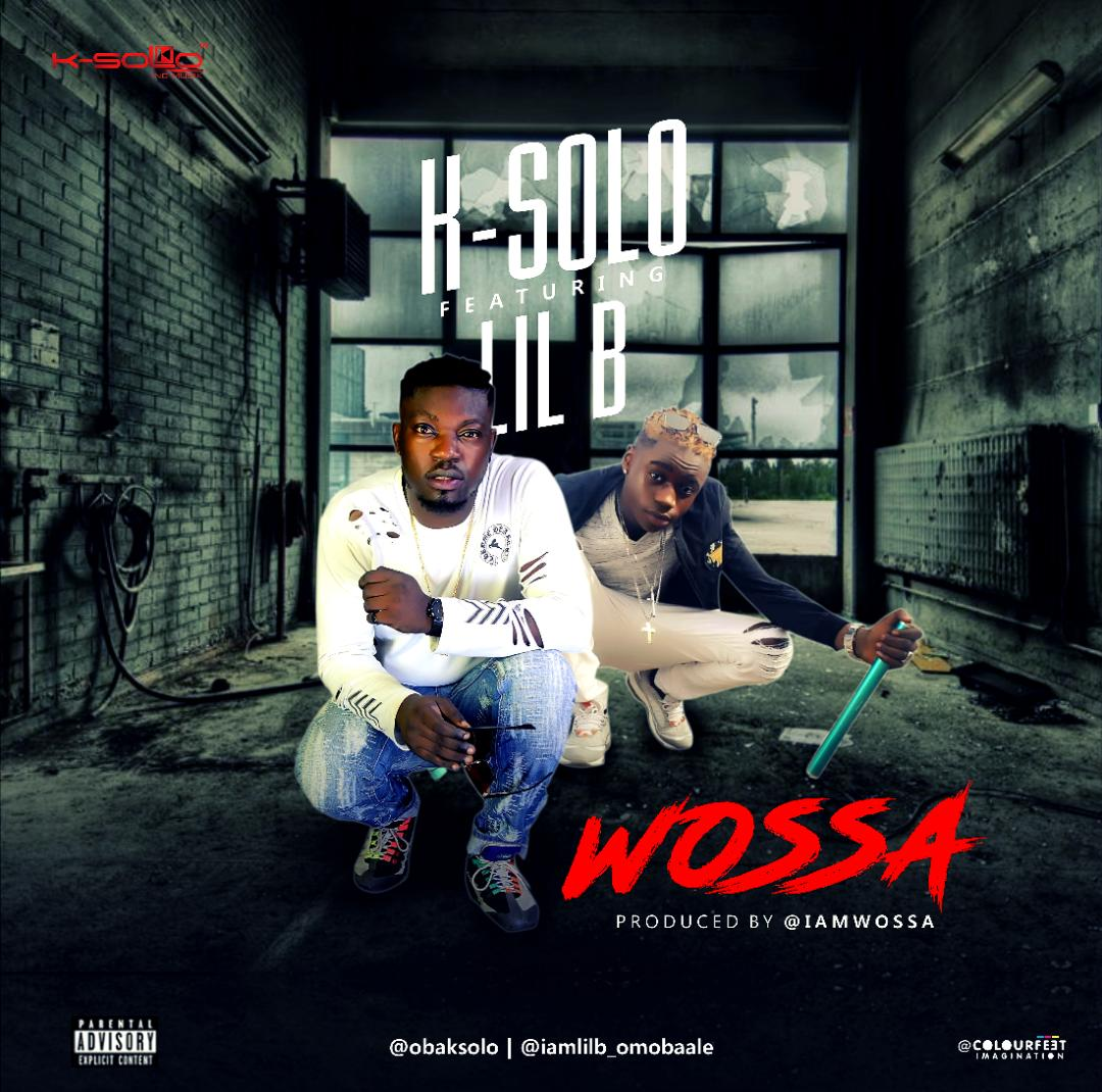 K-Solo ft. Lil B - Wossa