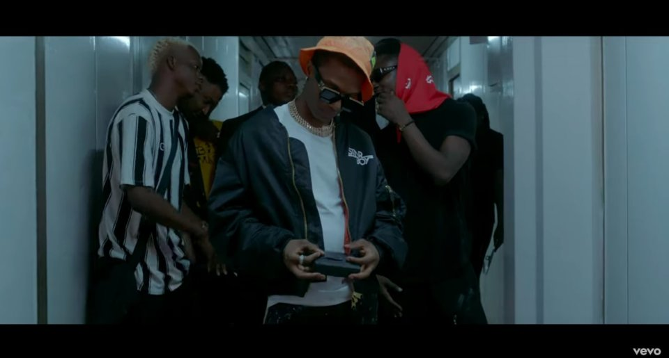 VIDEO: Wizkid - Ghetto Love