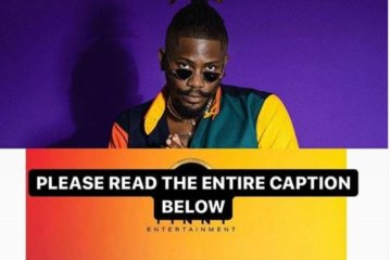 Ycee Slams Former Label, Tinny Entertainment
