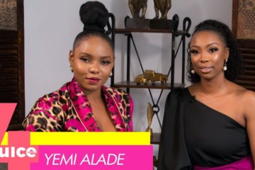 VIDEO: Yemi Alade talks Beyoncé, Angélique Kidjo & Tiwa Savage | The Juice