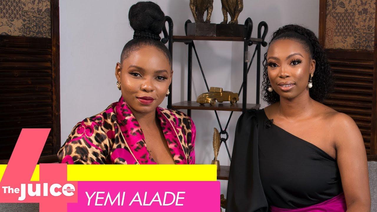 VIDEO: Yemi Alade talks Beyoncé, Angélique Kidjo & Tiwa Savage | The Juice