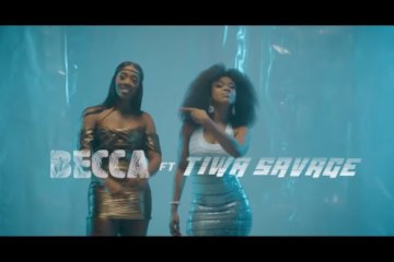 VIDEO: Becca ft. Tiwa Savage – Yes I Do