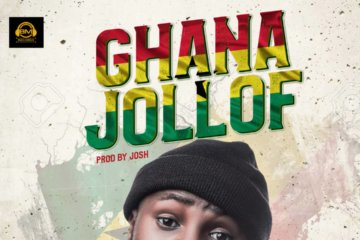 Street Ajebutter – Ghana Jollof (Prod. by Josh)