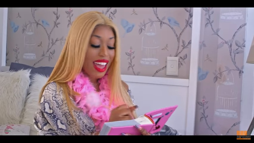 VIDEO: Fantana - Girls Hate On Girls