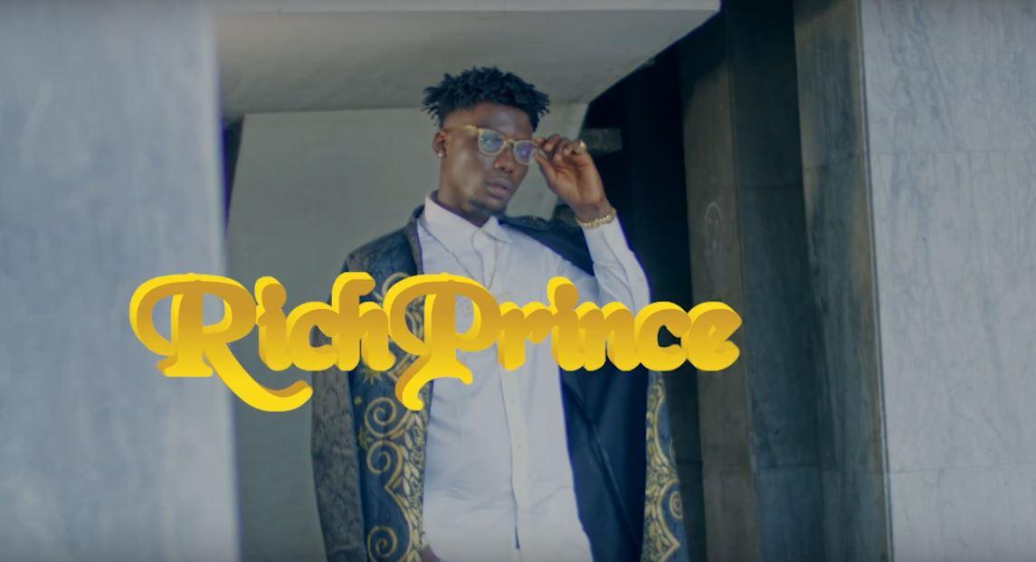 VIDEO: RichPrince ft. Barry Jhay – Akoredele