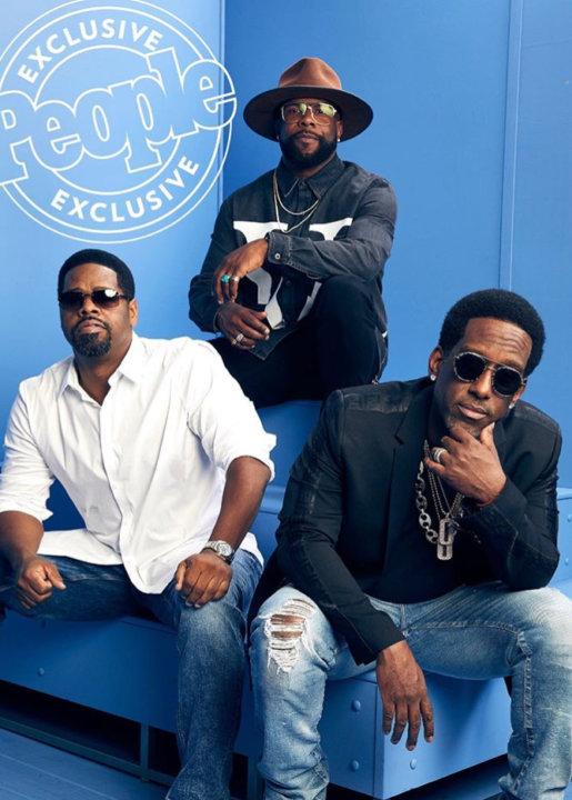 Flytime Music Festival Boyz II Men