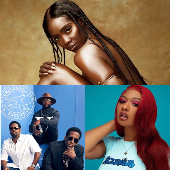 Tiwa Savage, Megan Thee-Stallion, Boyz II Men Headline - Flytime Music Festival 2019
