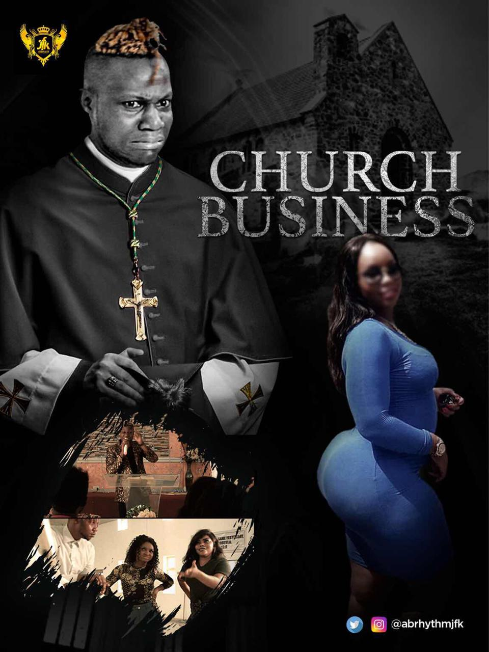 VIDEO: AB – Church Business