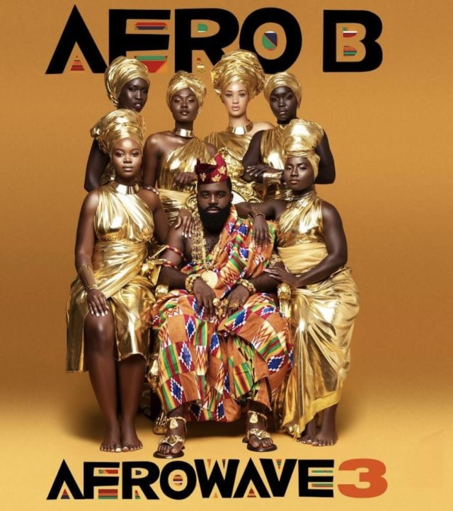 Afro B ft. Slim Jxmmi - Fine Wine & Hennessy | 'Afrowave 3' Out Now