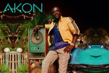 Akon - Akonda (Album)