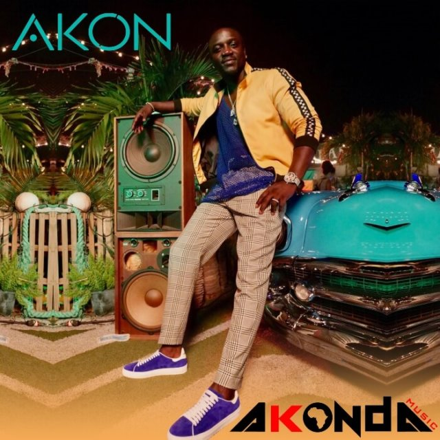 Akon ft. Olamide - Scammers