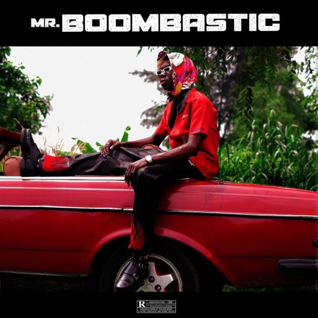 Blaqbonez - Mr Boombastic (EP)
