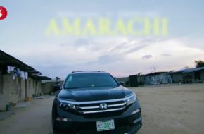 Broda Shaggi ft. Johnny Drille - Amarachi