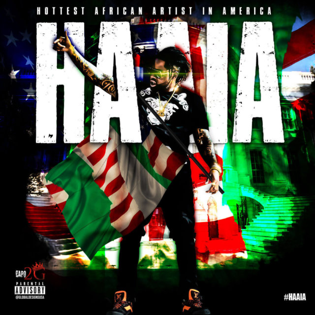 Capo2G – HAAIA (Hottest African Artist in America)