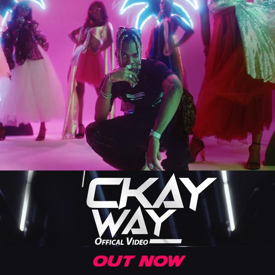 VIDEO: Ckay ft. DJ Lambo - Way