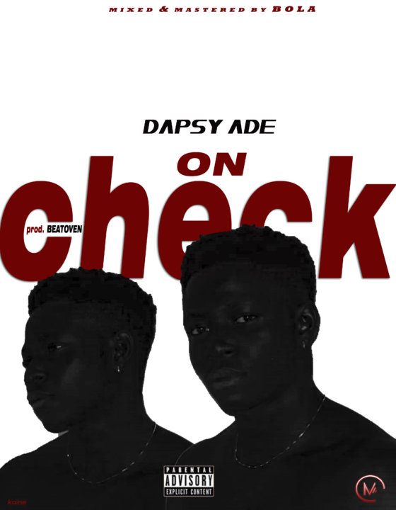 VIDEO: Dapsy Ade - On Check