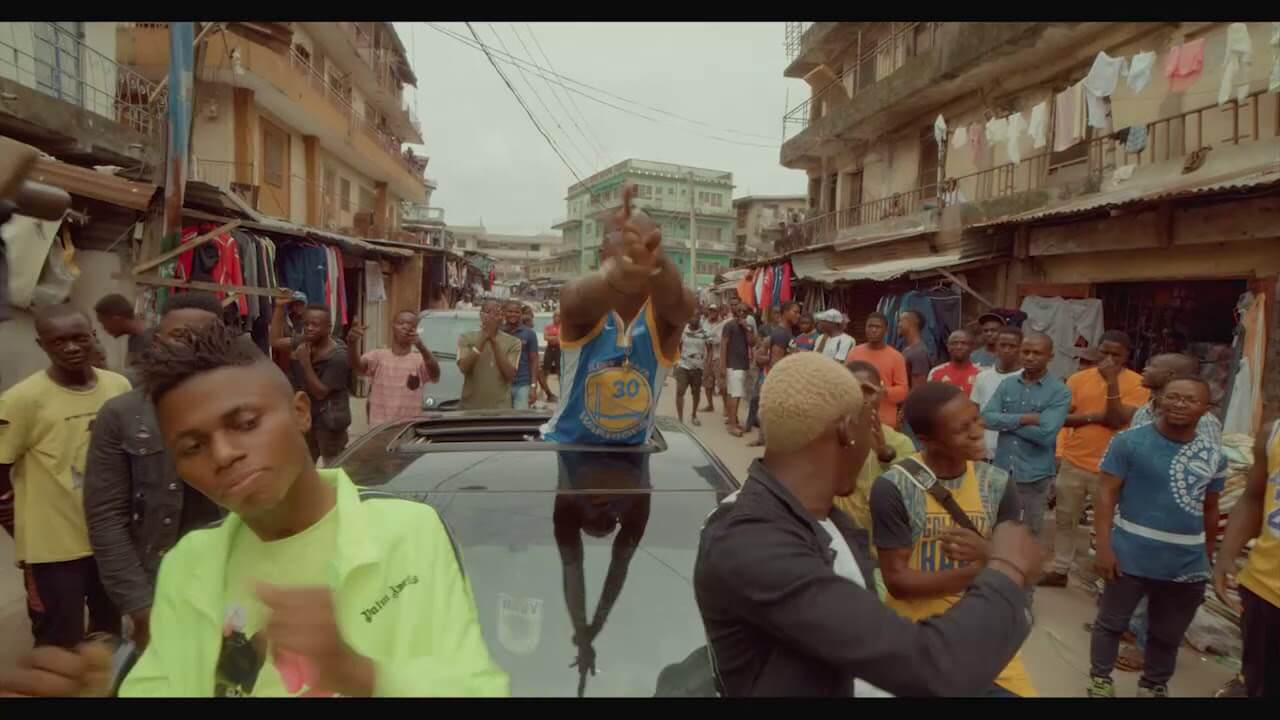 VIDEO: Dammy Krane X DJ YKbeats - Poka