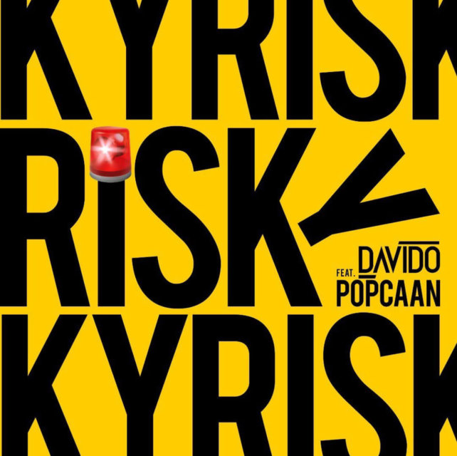Davido X Popcaan - Risky (Lyrics)