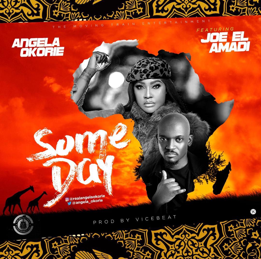 Angela Okorie x Joe EL - Someday
