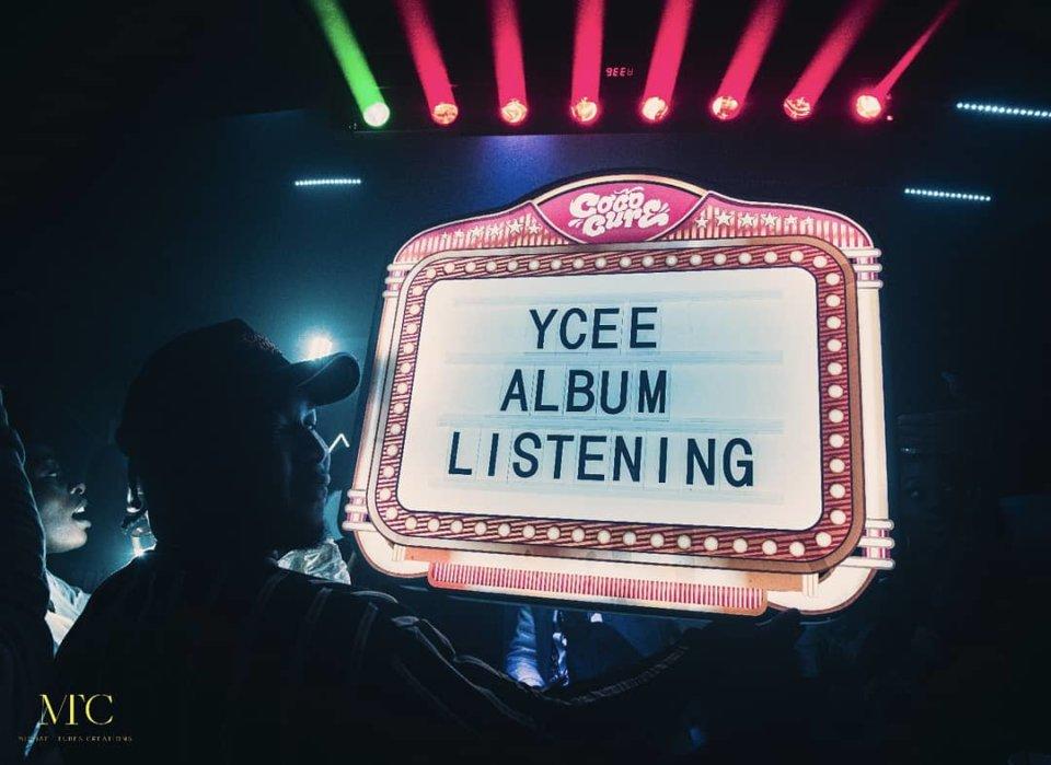 Album Listening Party