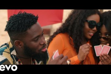 VIDEO: Juls - Angelina ft. Falz & Oxlade