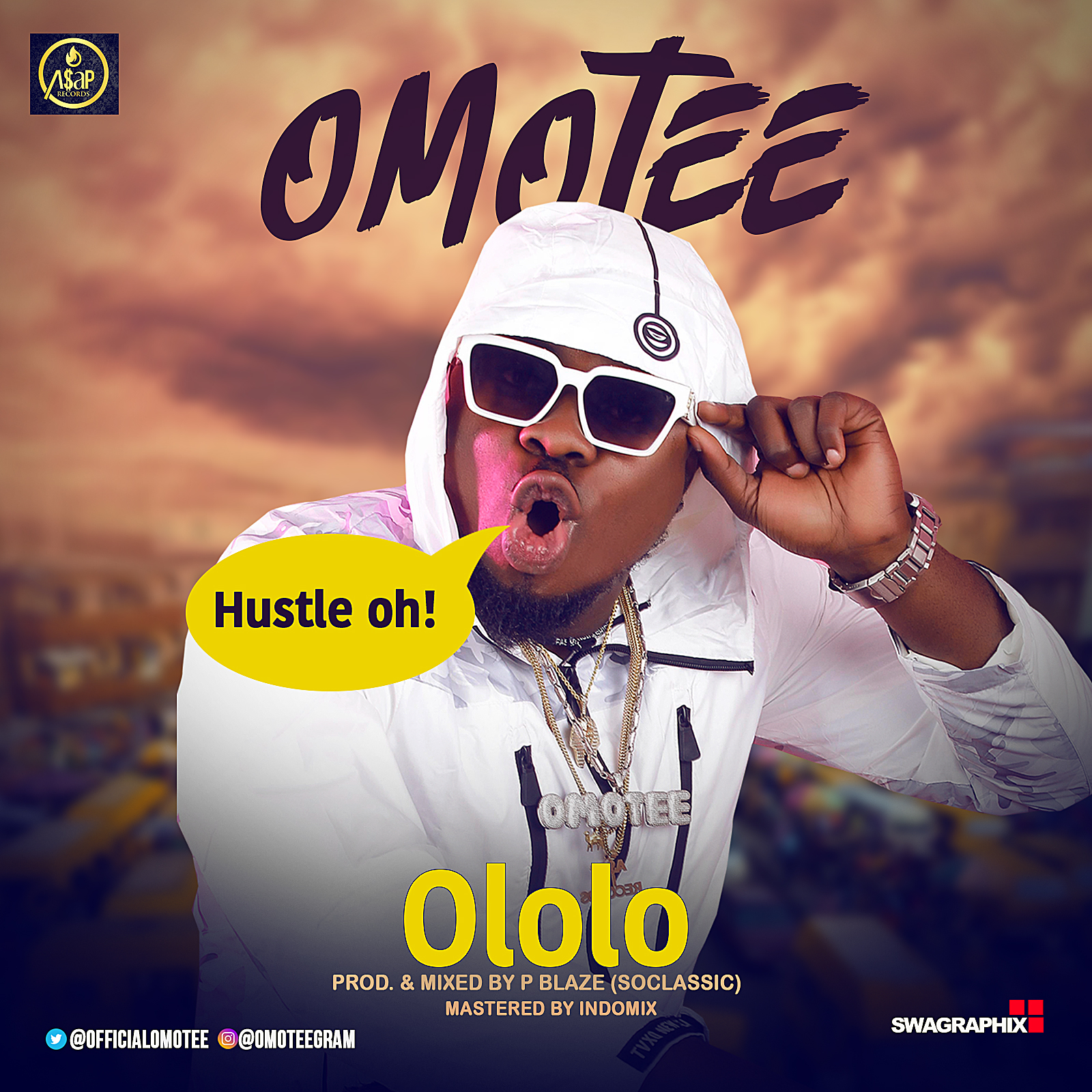 VIDEO: OmoTee – Ololo